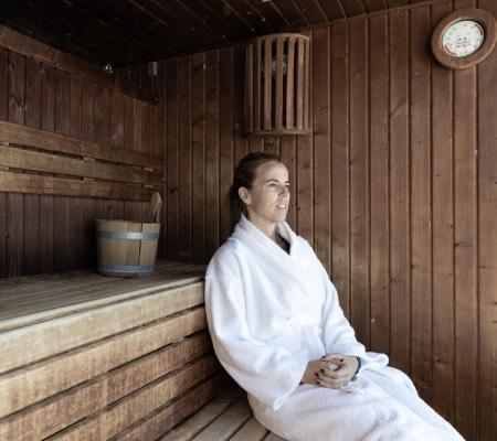 Spa sauna Els Llacs Mountain apartments