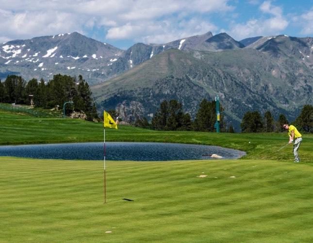 Andorra Golf soldeu
