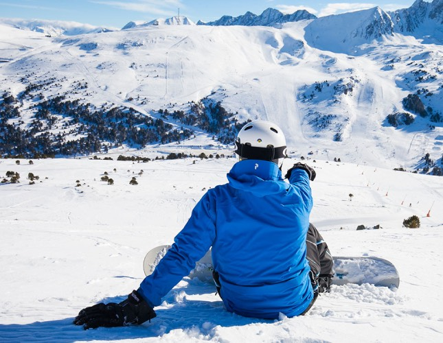 Grandvalira-snow