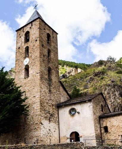 Missa del Gall a Sant serni de Canillo