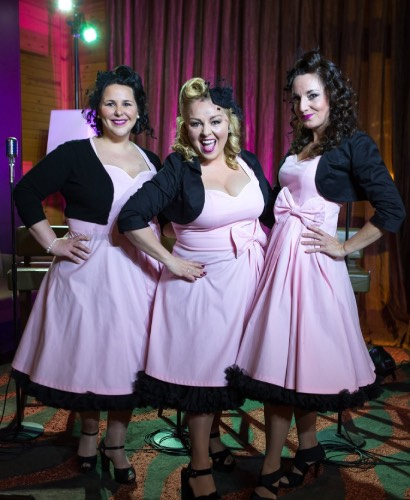 Les Swing Girls a Canillo