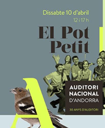 CONCIERTO EL POT PETIT