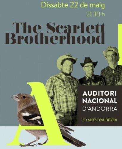 THE SCARLETT BROTHERHOOD