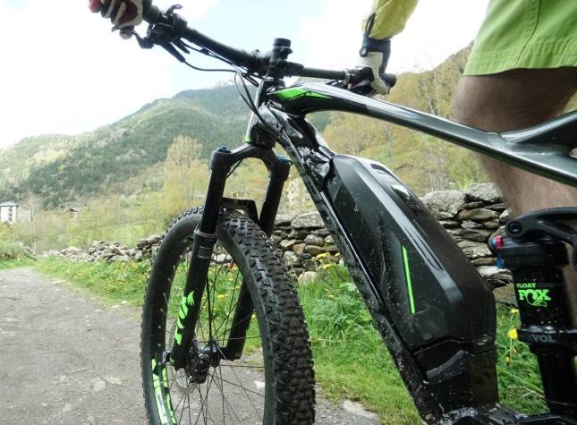 E-bike en Andorra